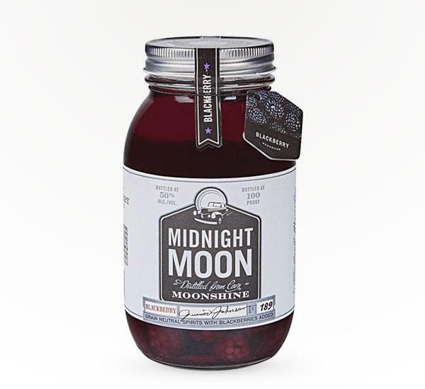 Midnight Moon Blackberry 750ml