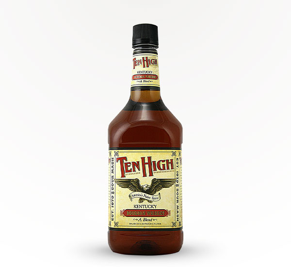Ten High Bourbon