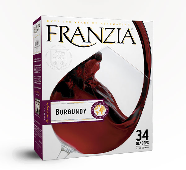 Franzia Burgundy 5l Box