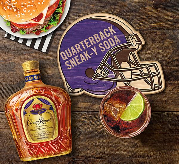 Quarterback Sneak-y Soda