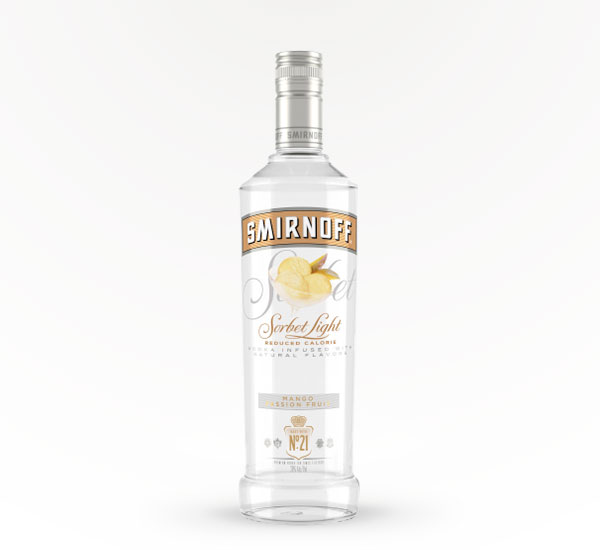 Smirnoff Sorbet Light
