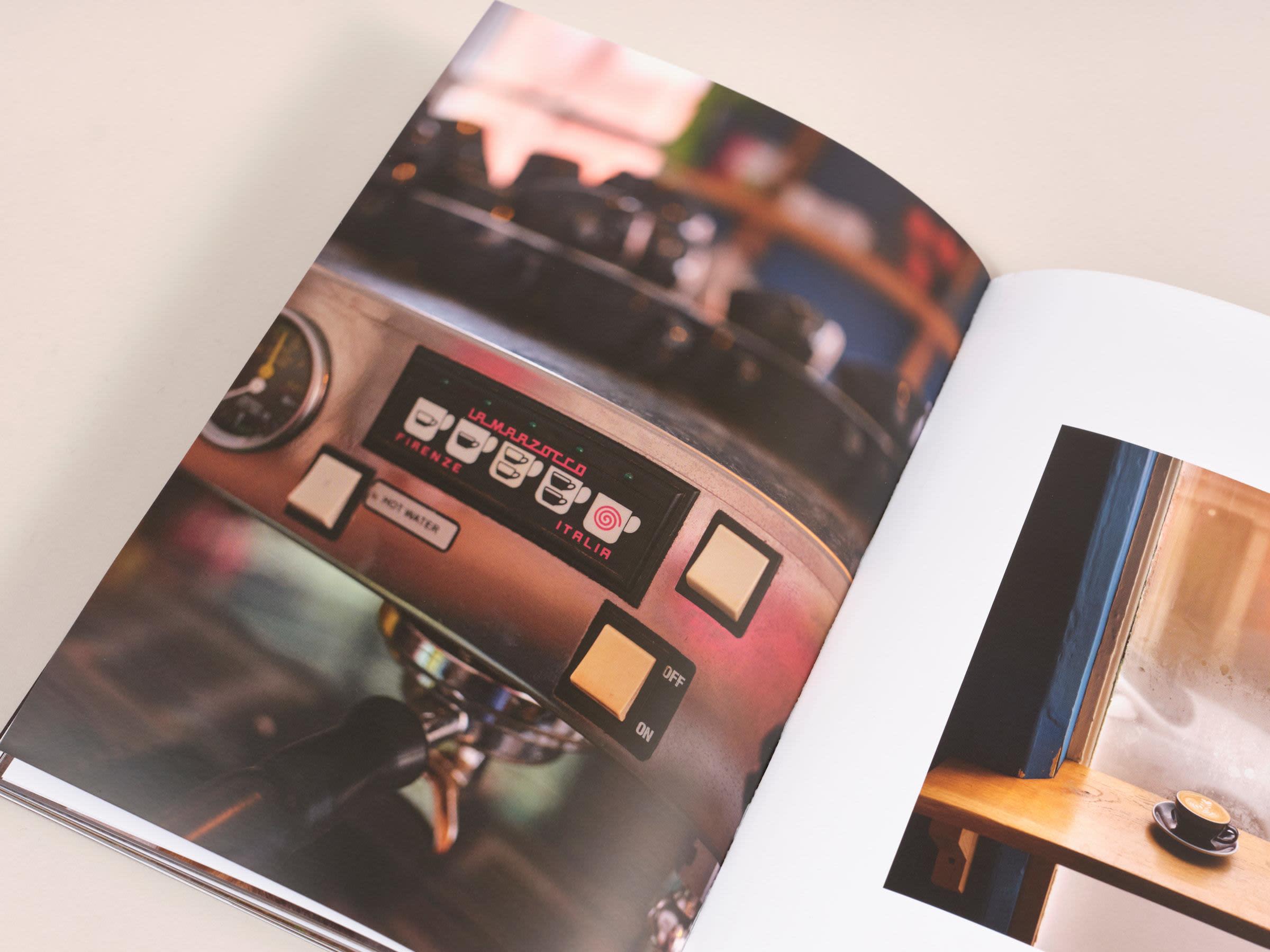 saul studio — COFFEE SHOP SERIES