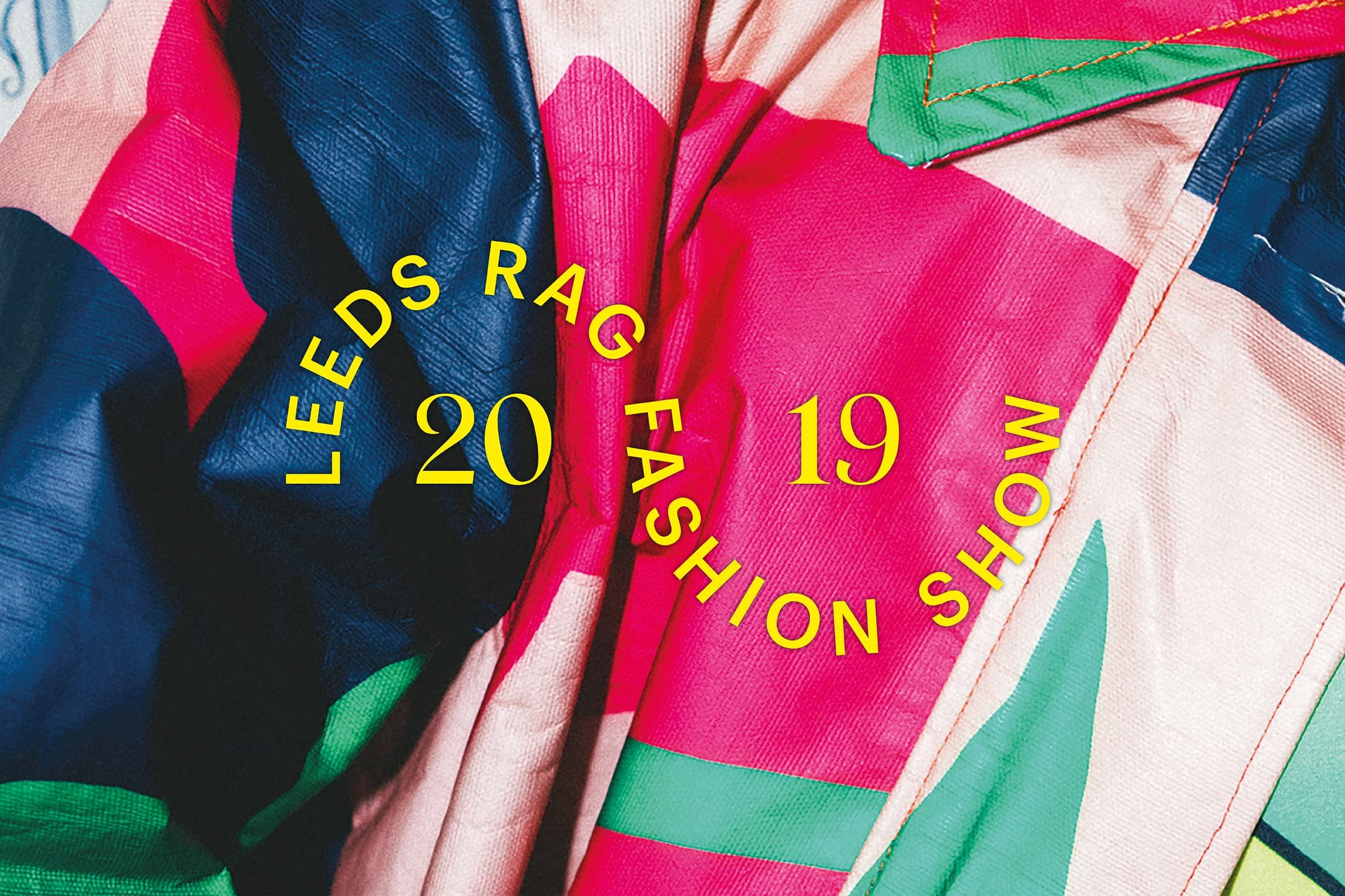 saul studio — Leeds RAG Fashion Show 2019