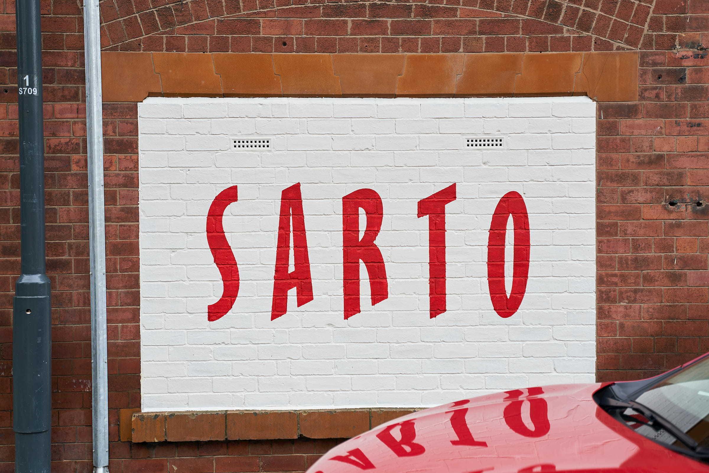 saul studio — SARTO