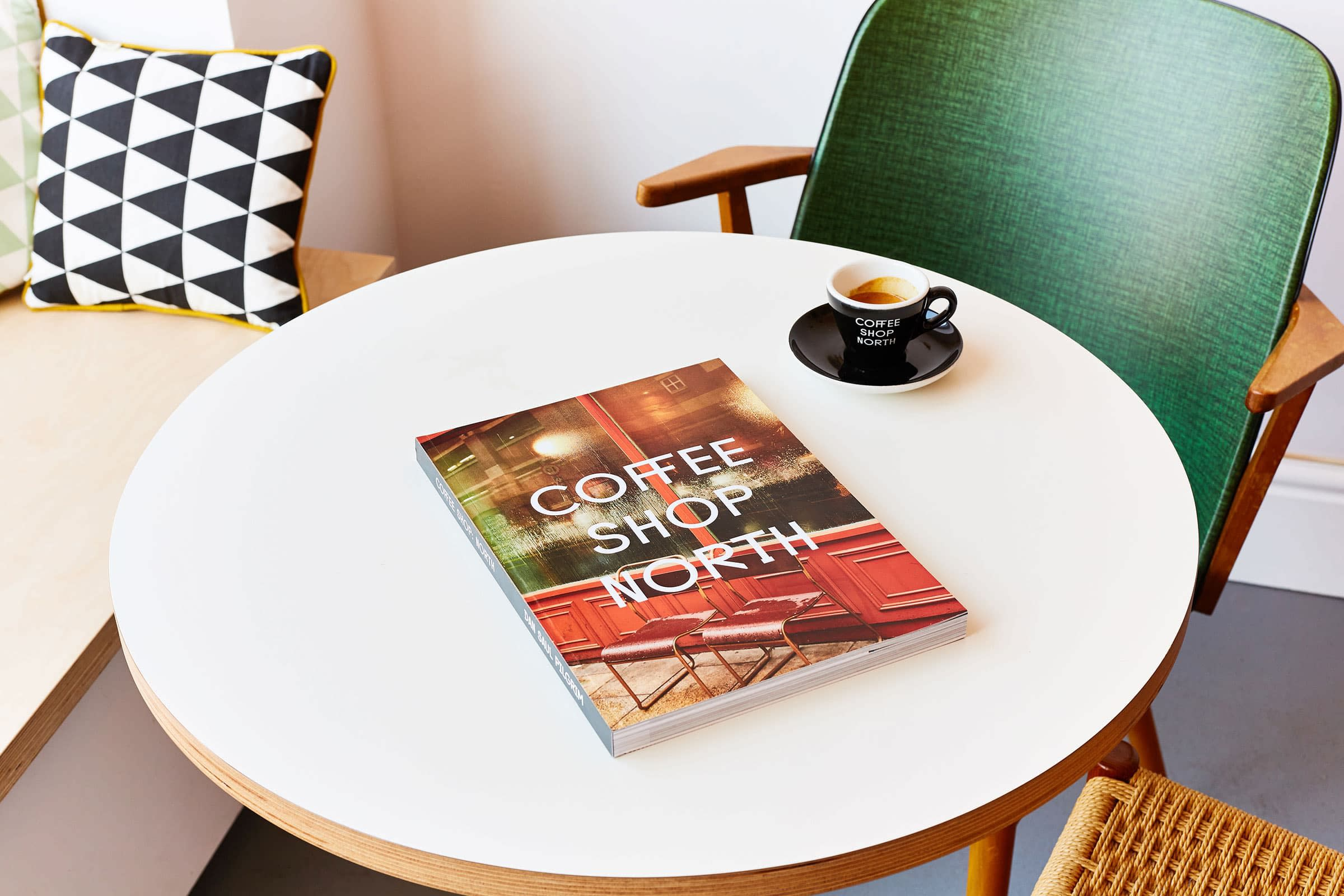 saul studio — COFFEE SHOP: NORTH