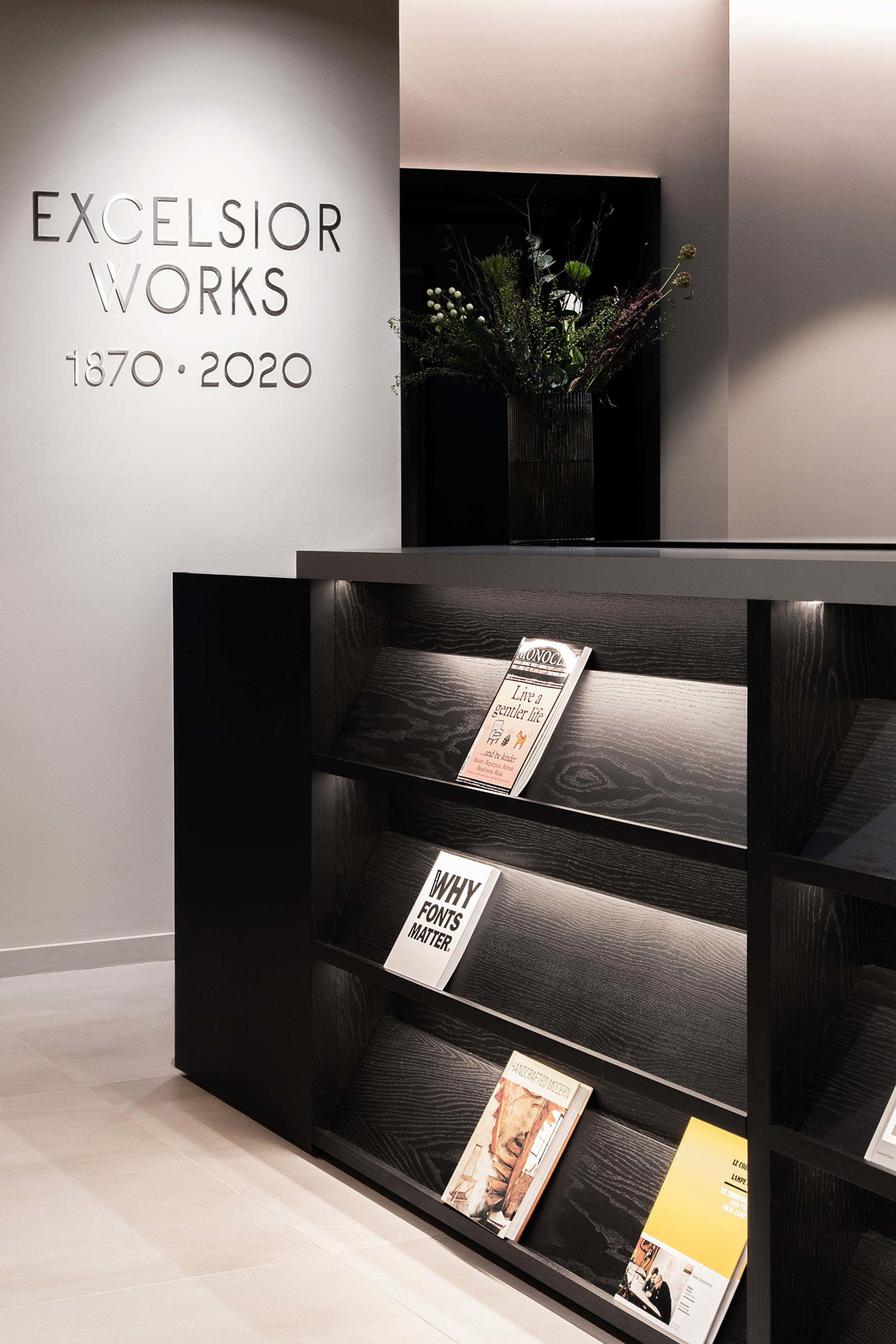 saul studio — Excelsior Works