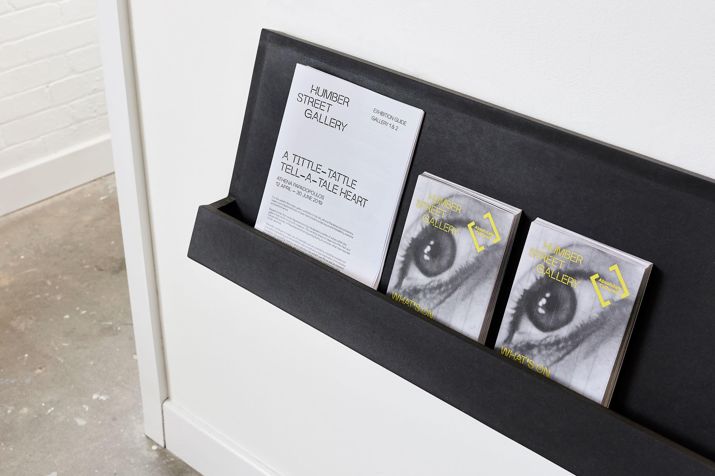 saul studio — Humber Street Gallery