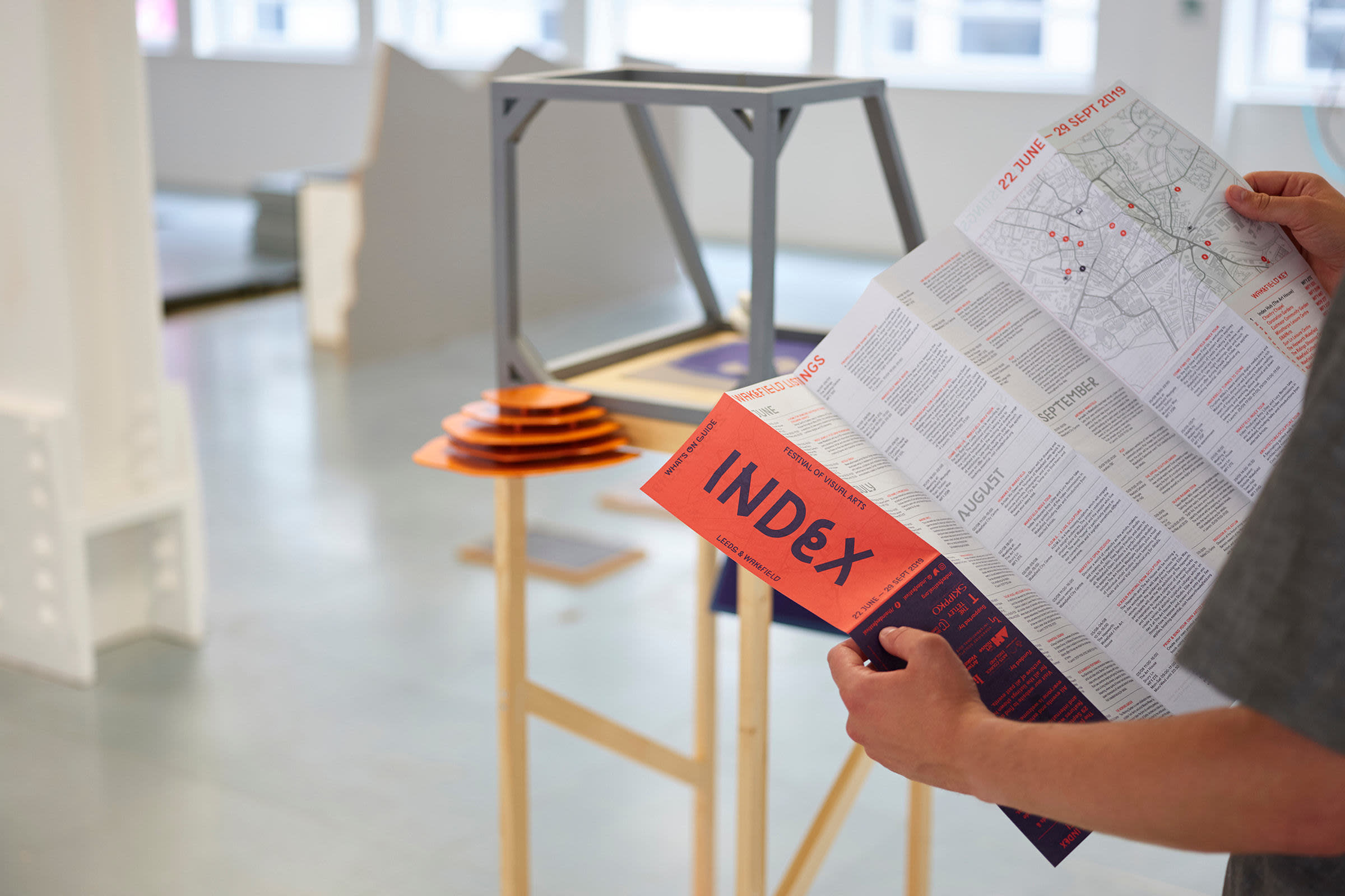 saul studio — Index Festival