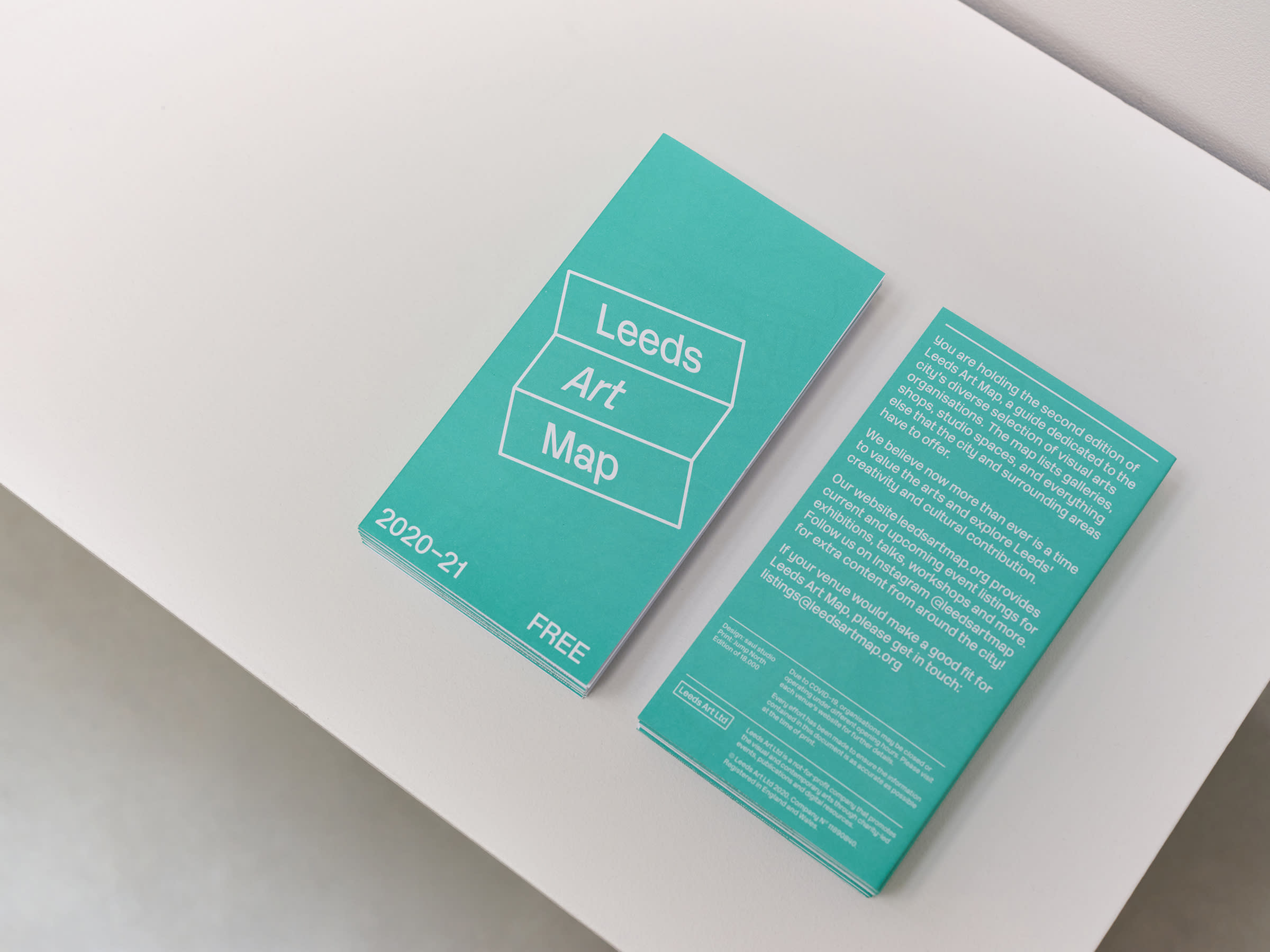 saul studio — Leeds Art Map