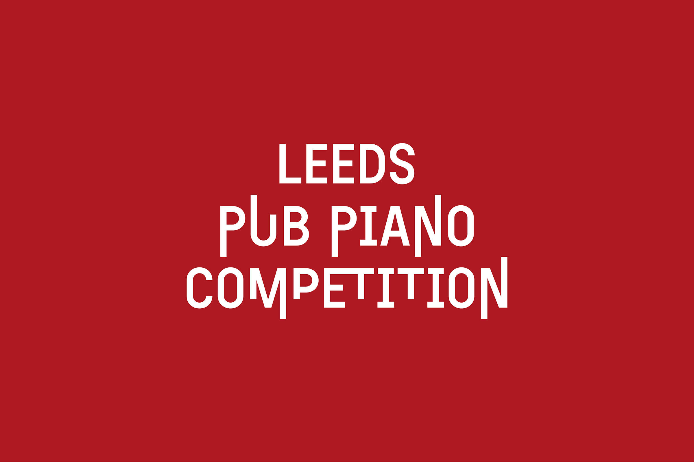 saul studio — Leeds Pub Piano Competition
