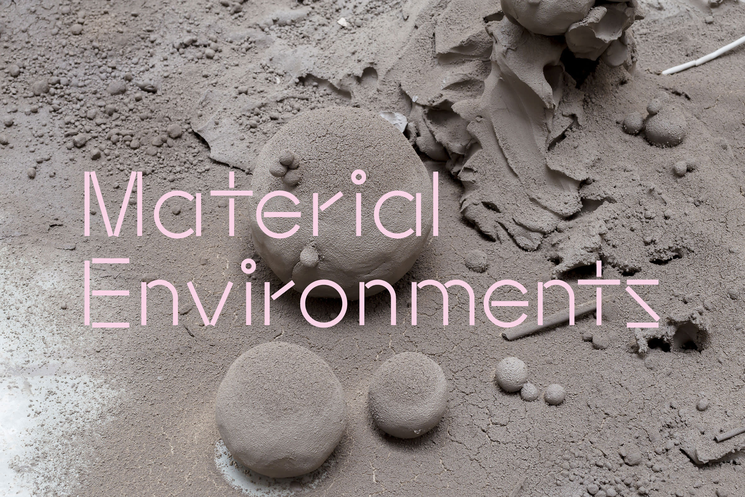 saul studio — Material Environments