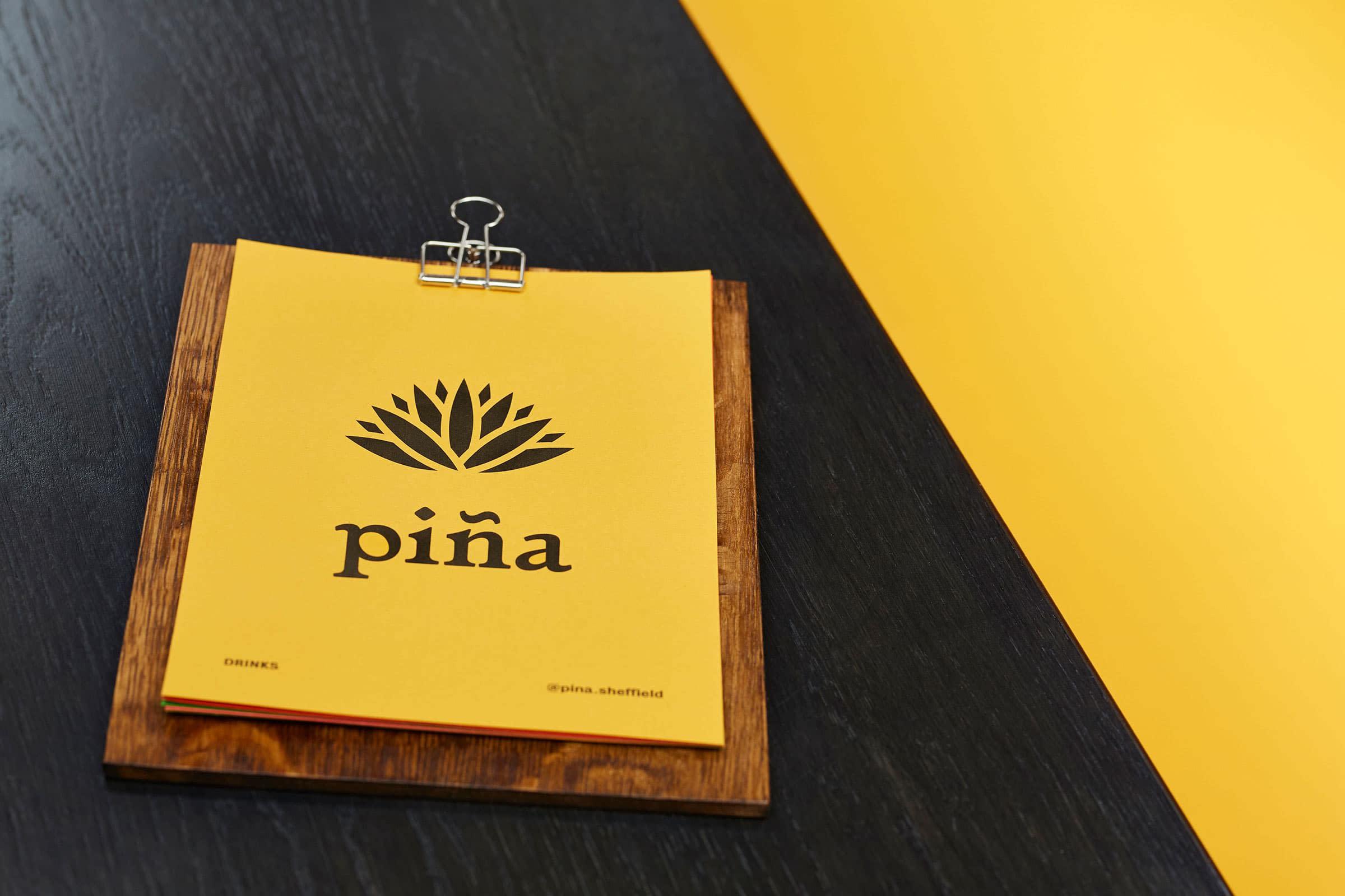 saul studio — piña