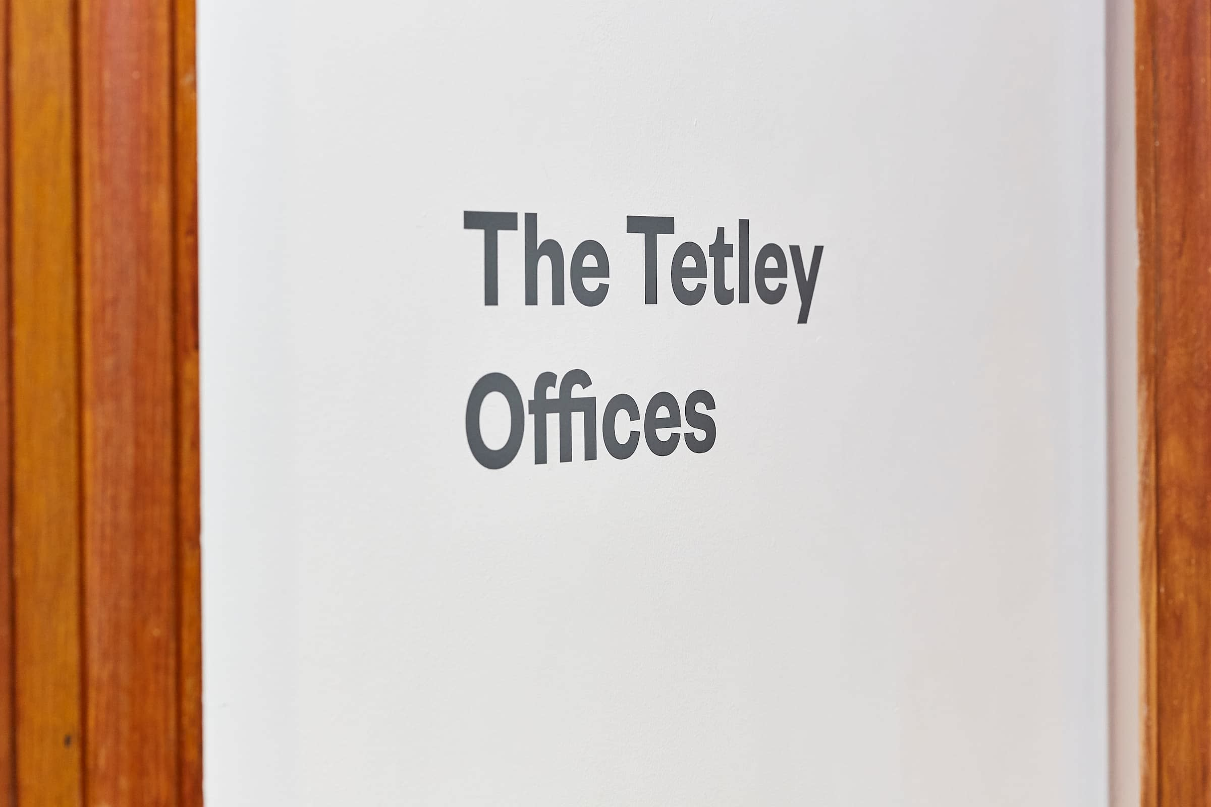 saul studio — The Tetley