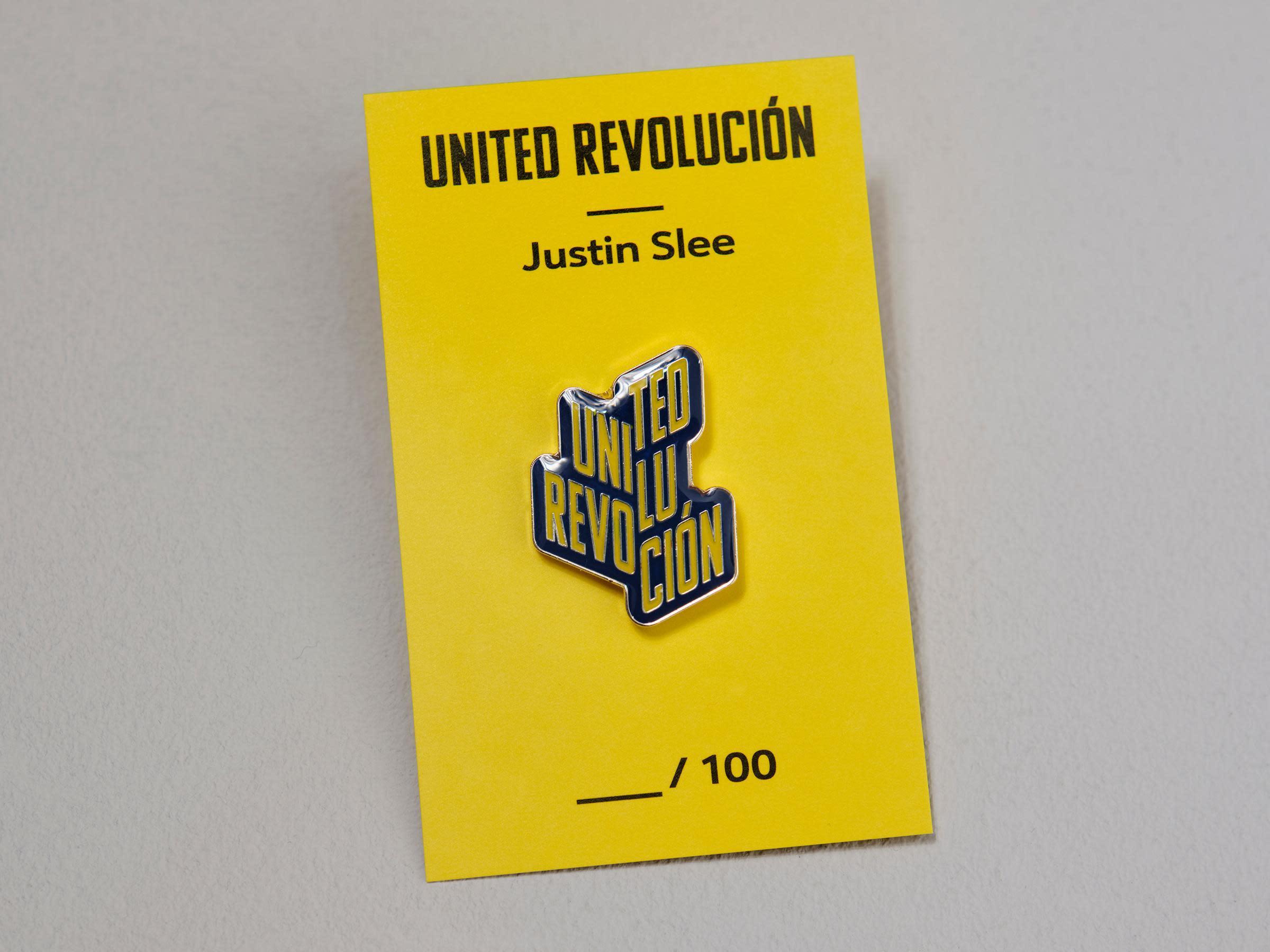 saul studio — United Revolución