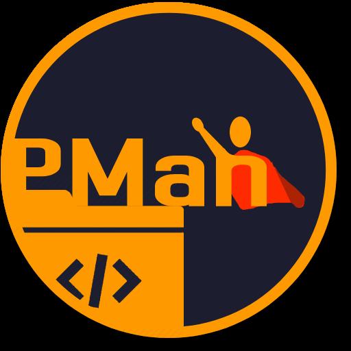 ProjectMan Logo