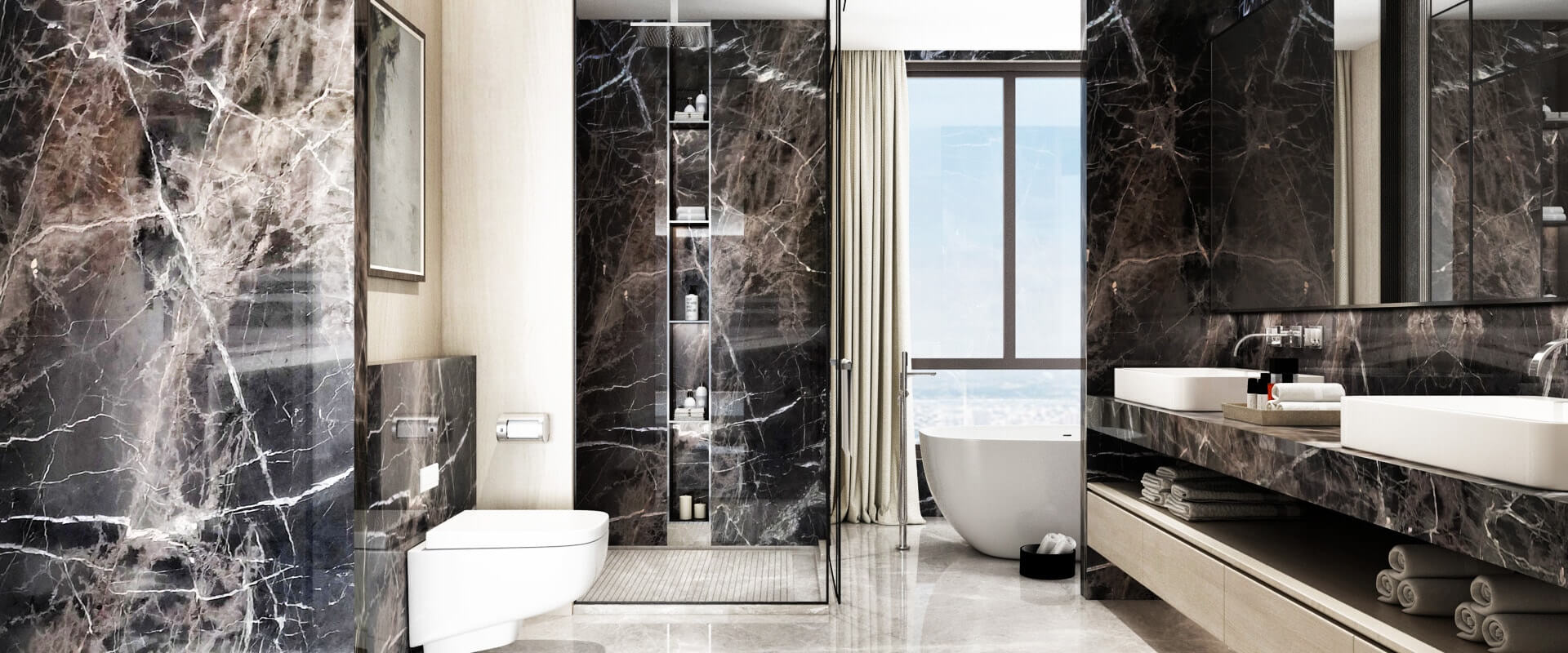 White Marble Collection