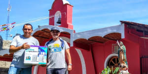 November's Recipient of Sayulita Life's $5,000 Donation*: The Sayulita Catholic Church