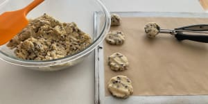 LIVE,�LOVE, & EAT IN SAYULITA: A Recipe for the Grandkids' Favorite Cookies