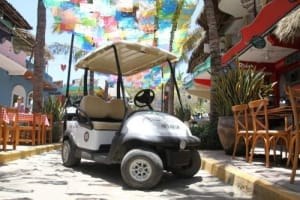 Golf Cart Rentals in Sayulita, Mexico