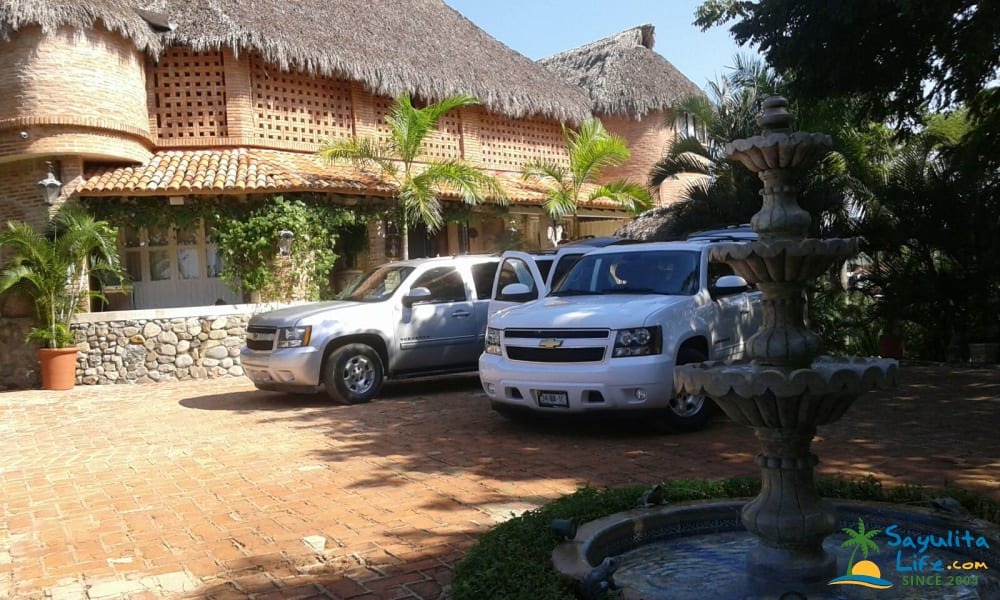Transportation Services to and from Sayulita Mexico