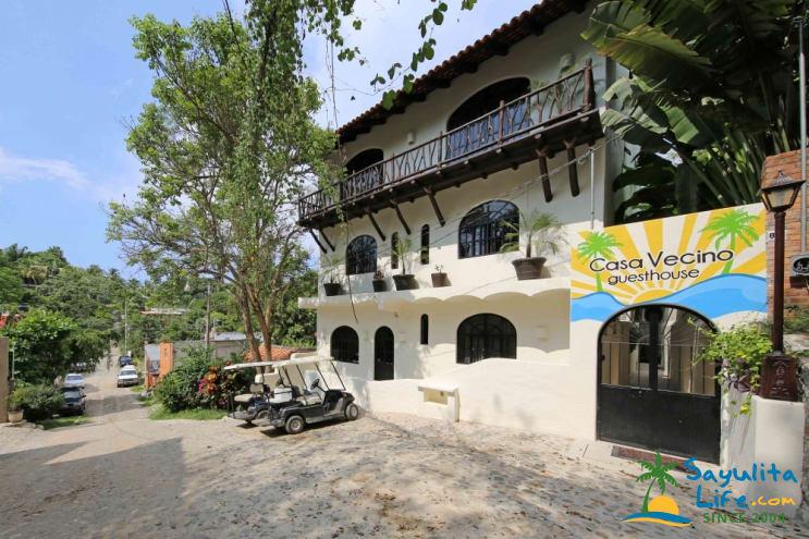 Casa Vecino Retreat Center in Sayulita Mexico