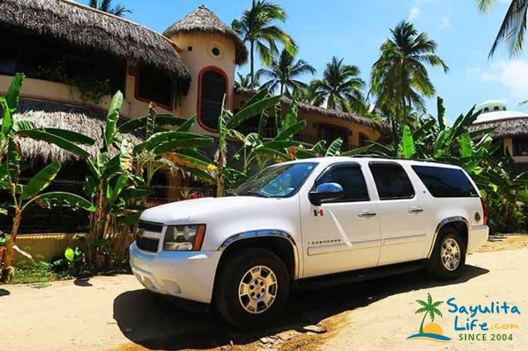 Amada Private Transportation in Sayulita Mexico