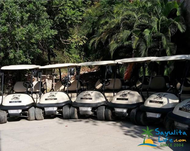 Nava Golf Cars in Sayulita Mexico