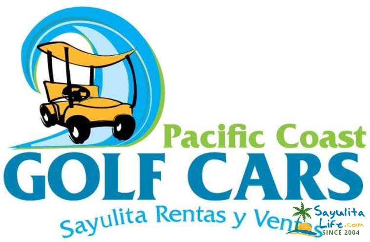Pacific Coast Golf Cart Rentals in Sayulita Mexico
