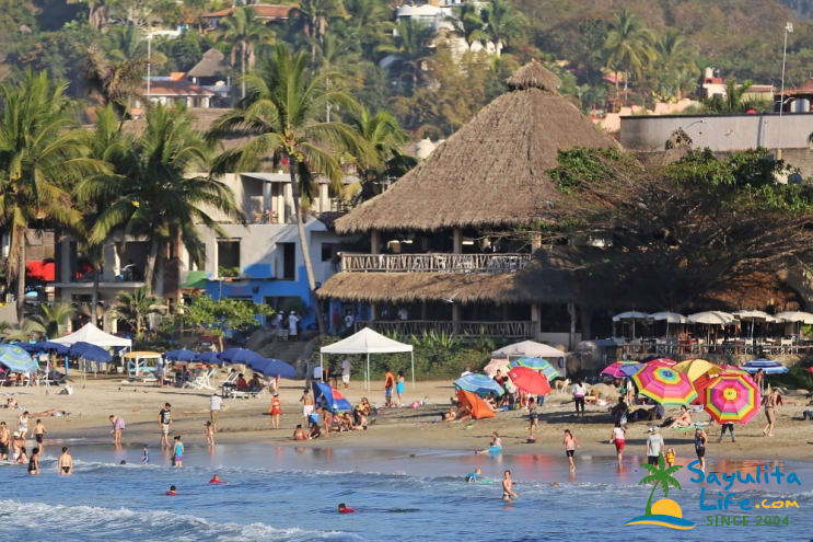 Don Pedros in Sayulita Mexico
