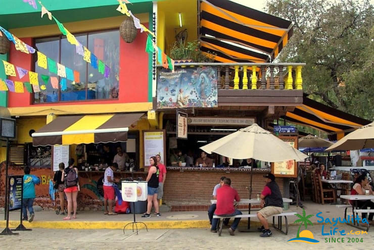 ChocoBanana in Sayulita Mexico