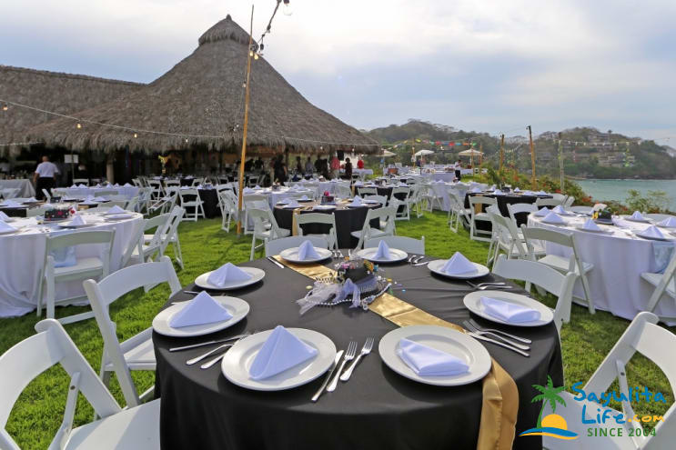 Don Pedros Catering in Sayulita Mexico