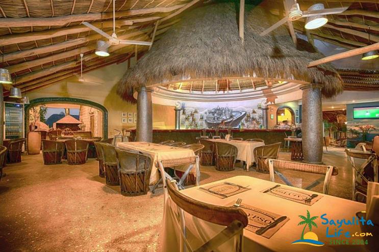 Calypso Fine Dining in Sayulita Mexico