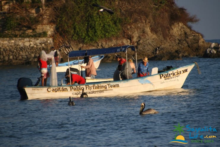 Capitan Pablo's Fishing Tours in Sayulita Mexico