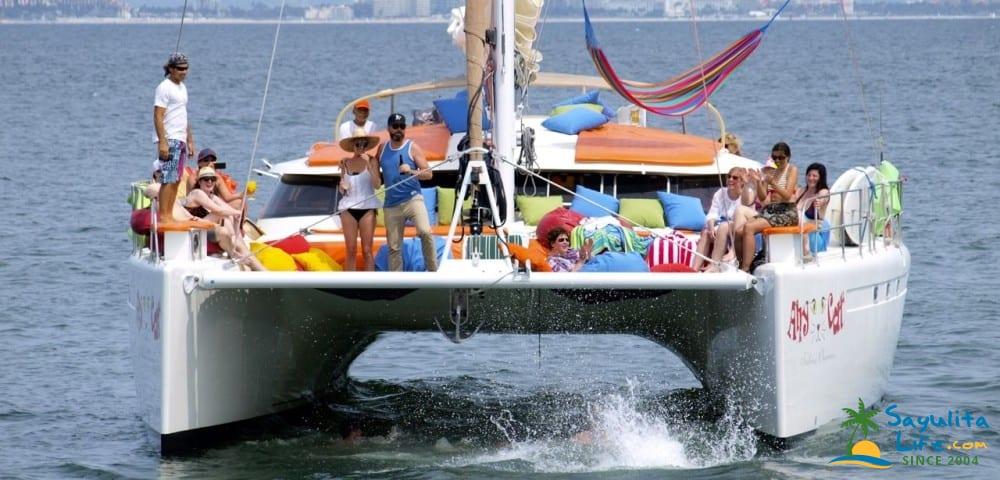 Ally Cat Sailing Adventures in Sayulita Mexico