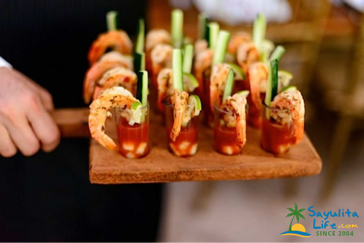 Plush Catering in Sayulita Mexico