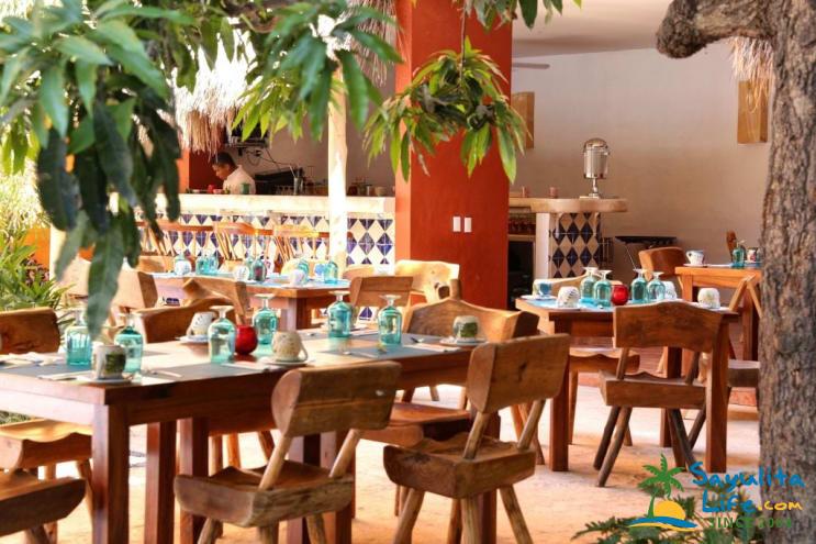 Xymena'z Restaurant in Sayulita Mexico