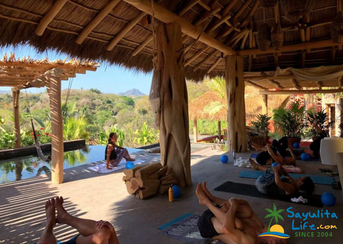 El Oasis Events, Retreats & Weddings in Sayulita Mexico