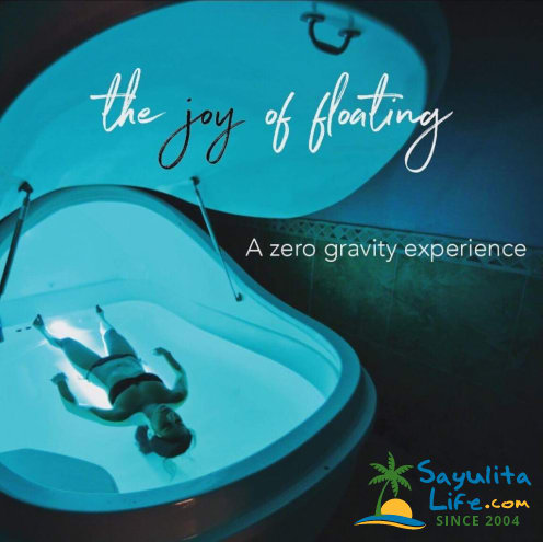 The Joy Of Floating in Sayulita Mexico