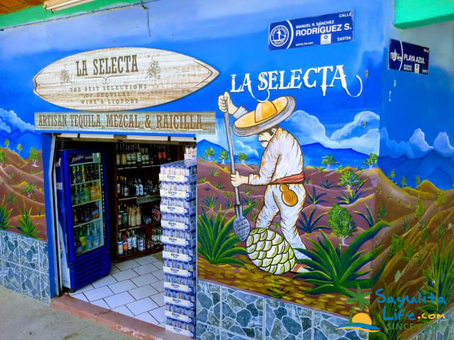 La Selecta in Sayulita Mexico