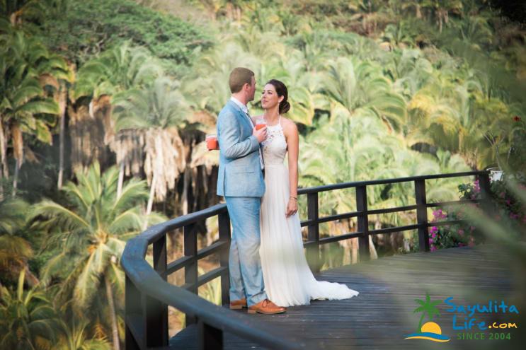 Love Story Films in Sayulita Mexico