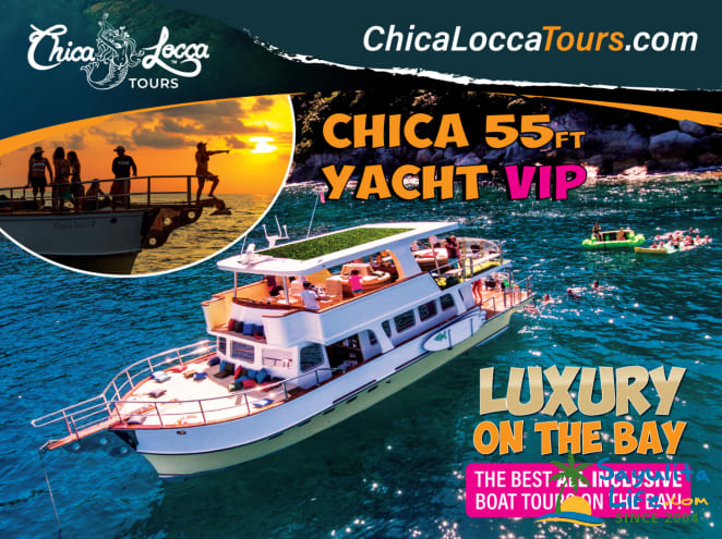 Chica 55 Ft Yacht VIP in Sayulita Mexico