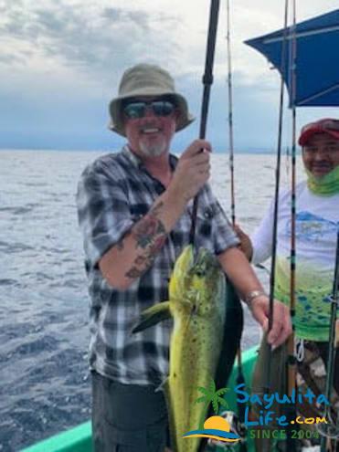 Sayulita Pescadores - Sport Fishing in Sayulita Mexico