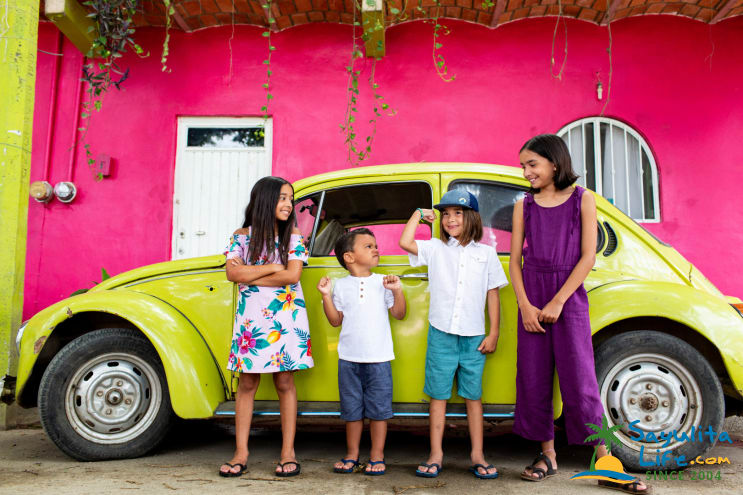 Georgia Glennon Photography in Sayulita Mexico
