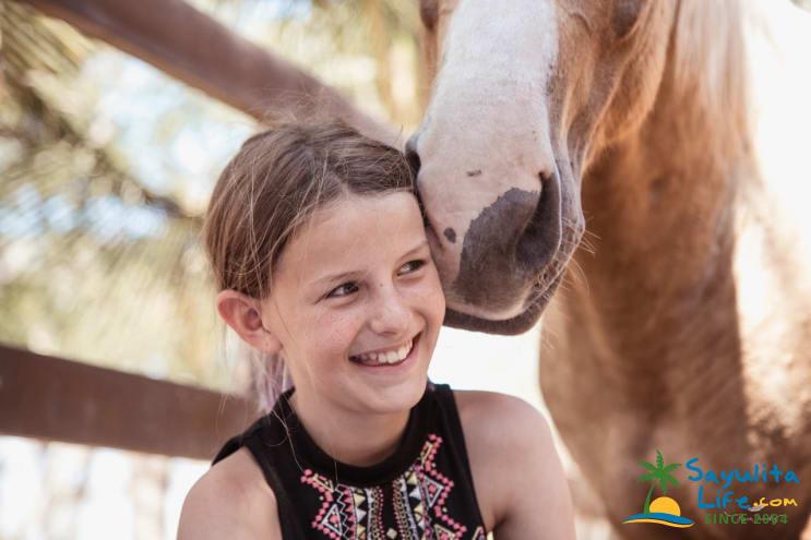Vista Paraiso Equestrian Center in Sayulita Mexico