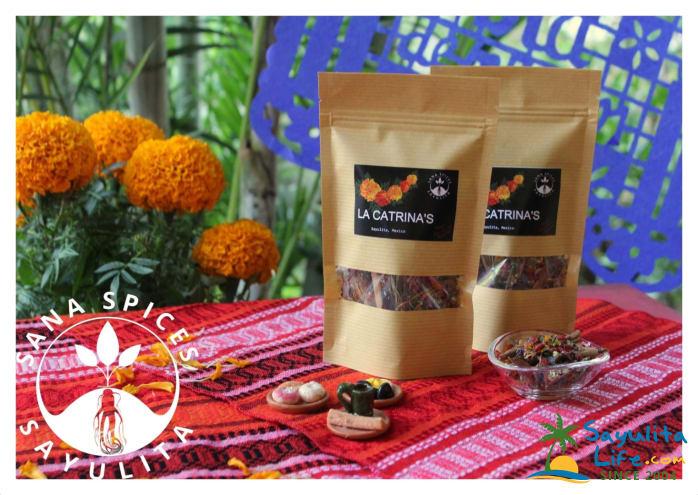 Sana Spices Sayulita in Sayulita Mexico