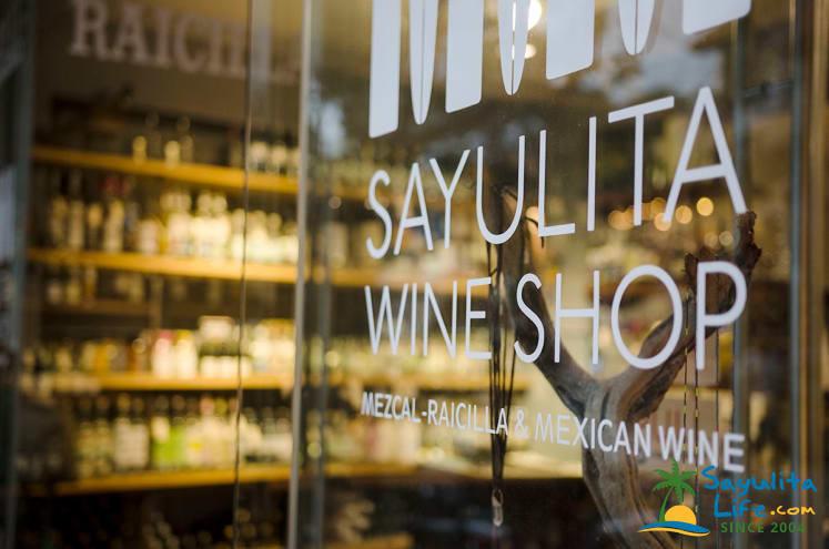 Sayulita Wine Shop in Sayulita Mexico
