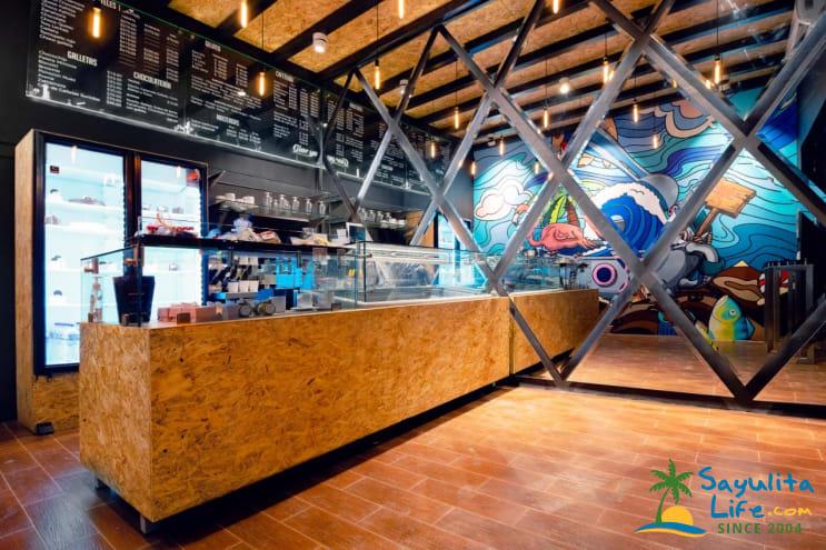 Gior Yo Gelatto & Cafeteria in Sayulita Mexico