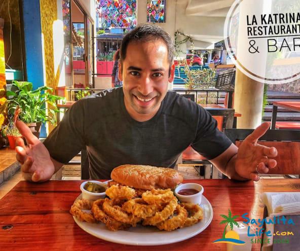 La Katrina Restaurant-Bar in Sayulita Mexico