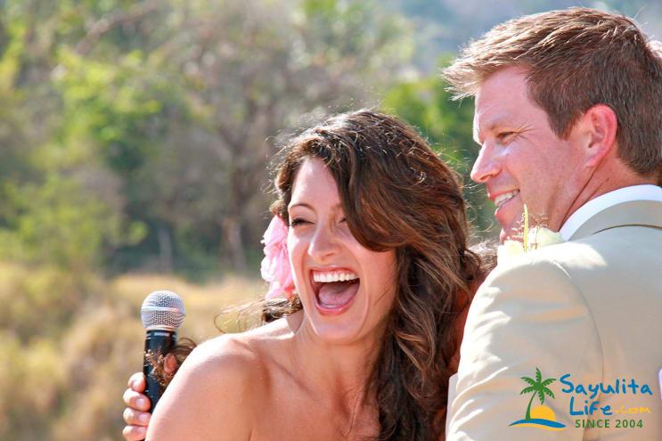 Amor Weddings in Sayulita Mexico