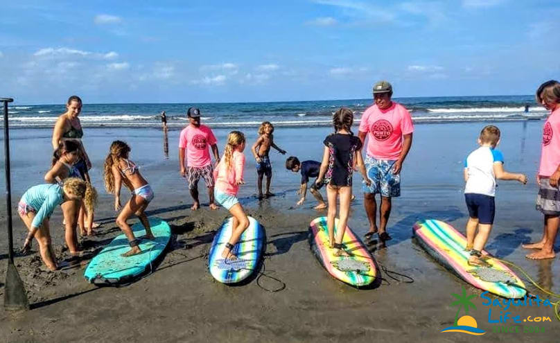 El Punto: Surf School & Activities in Sayulita Mexico